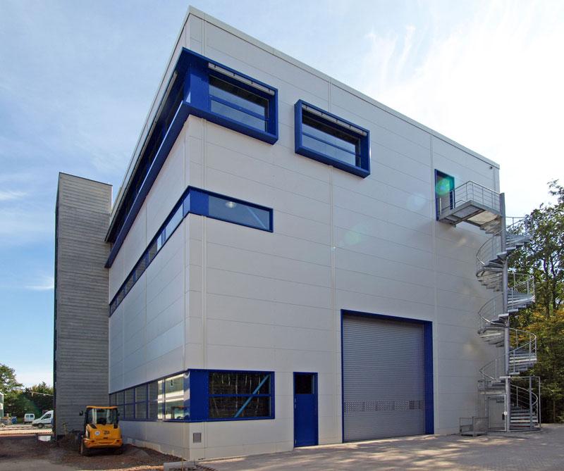 149 montagehalle woll saarbr cken architekturwerk for Architekturburo saarbrucken